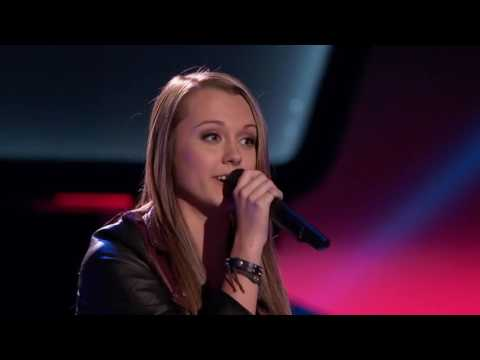 Bria Kelly Audition   Steamroller Blues  The Voice Highlight