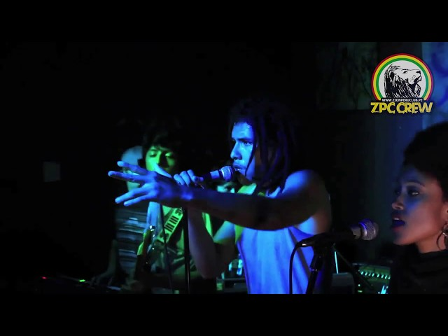 Get Up Stand Up - Anderson Vilela ( BOB MARLEY PERUANO )