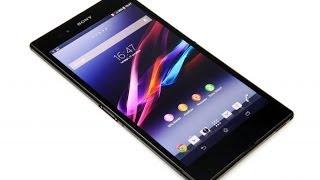 Смартфон Sony Xperia Z Ultra(Один из самых больших и, тем не менее, самых тонких смартфонов, которые были у нас на тесте. Более детально..., 2013-10-22T18:30:03.000Z)