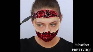 Top 15 Easy Halloween Makeup Tutorials Compilation 2020 for future