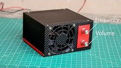 How to make a 600 watt Amplifier