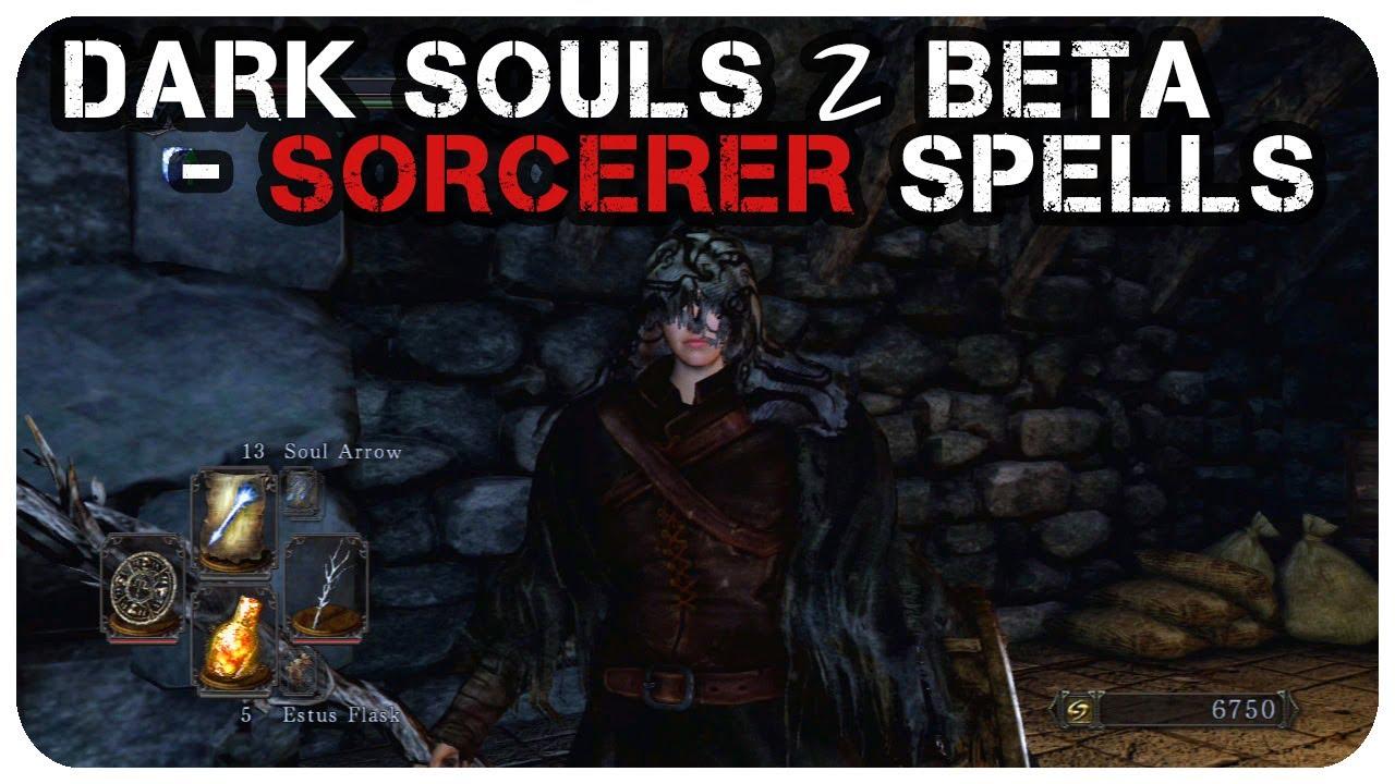 Dark Souls 2 Beta Prepare To Preview: Dark Souls 2 Beta