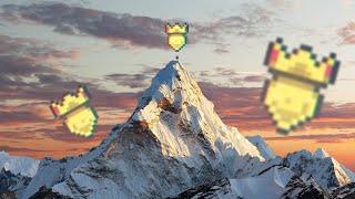 Celeste Mods - Mount Everest All Golden Strawberries