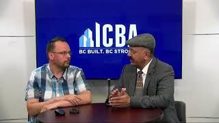 ICBA CONVERSATIONS: Shinder Purewal & Jordan Bateman