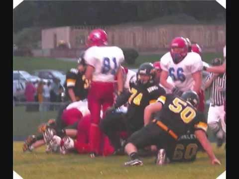 West Sioux High School football 09