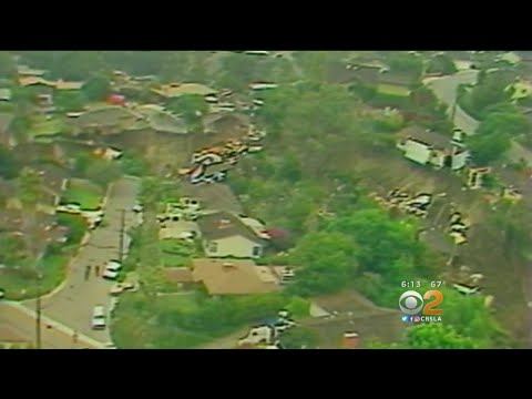 40 Years Later: A Look Back At The Laguna Beach Landslide