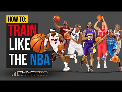 How to - Train for Basketball Like You're IN THE NBA! (Basketball Training Tips For Young Players)