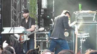 Dredg - Down without a fight (Live); MARS festival ZG 10.6.2011