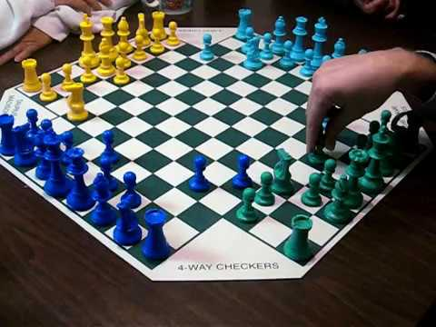 4-Way Chess Games (3)