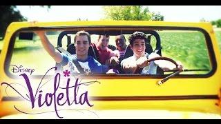 "VIOLETTA Stars mit ""Hoy Somos Más"" - Hits aus Staffel 2 - im DISNEY CHANNEL"