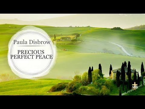 Paula Disbrow - Precious Perfect Peace