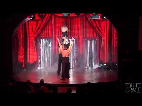 Blue Space Oficial - Alexia Twister, Valenttini Drag, Stefany Di Bourbon e Ballet - 02/06/2013