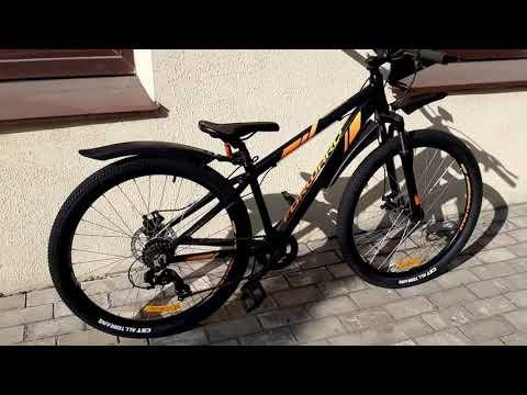 Обзор велосипеда Forward Toronto 26 2.0 Disc (2020) черный