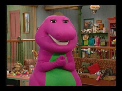 Hip Hop Barney