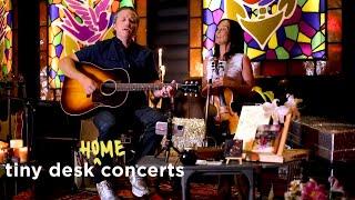 Jason Isbell and Amanda Shires: Tiny Desk (Home) Concert
