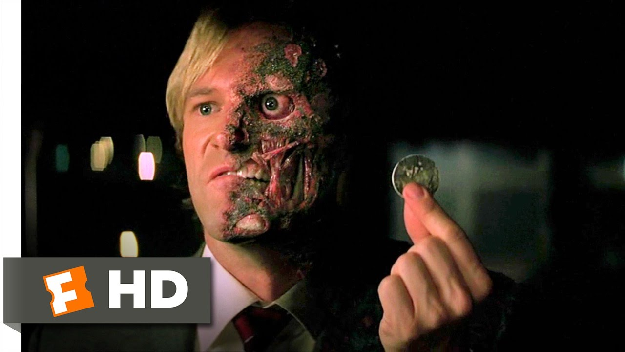 two face the dark knight 89 movie clip 2008 hd youtube