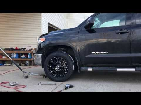New XD Rims/GoodYear Tires on 2016 Tundra (Tire Rack)