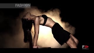 """""""GOLDEN POINT"""" Sensual Collection feat. Federica Nargi by Fashion Channel"""