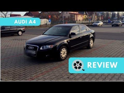 Audi A4 B7 In Depth Review