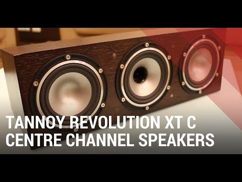 Tannoy Revolution XT C Center Channel Speaker - Quick Review India