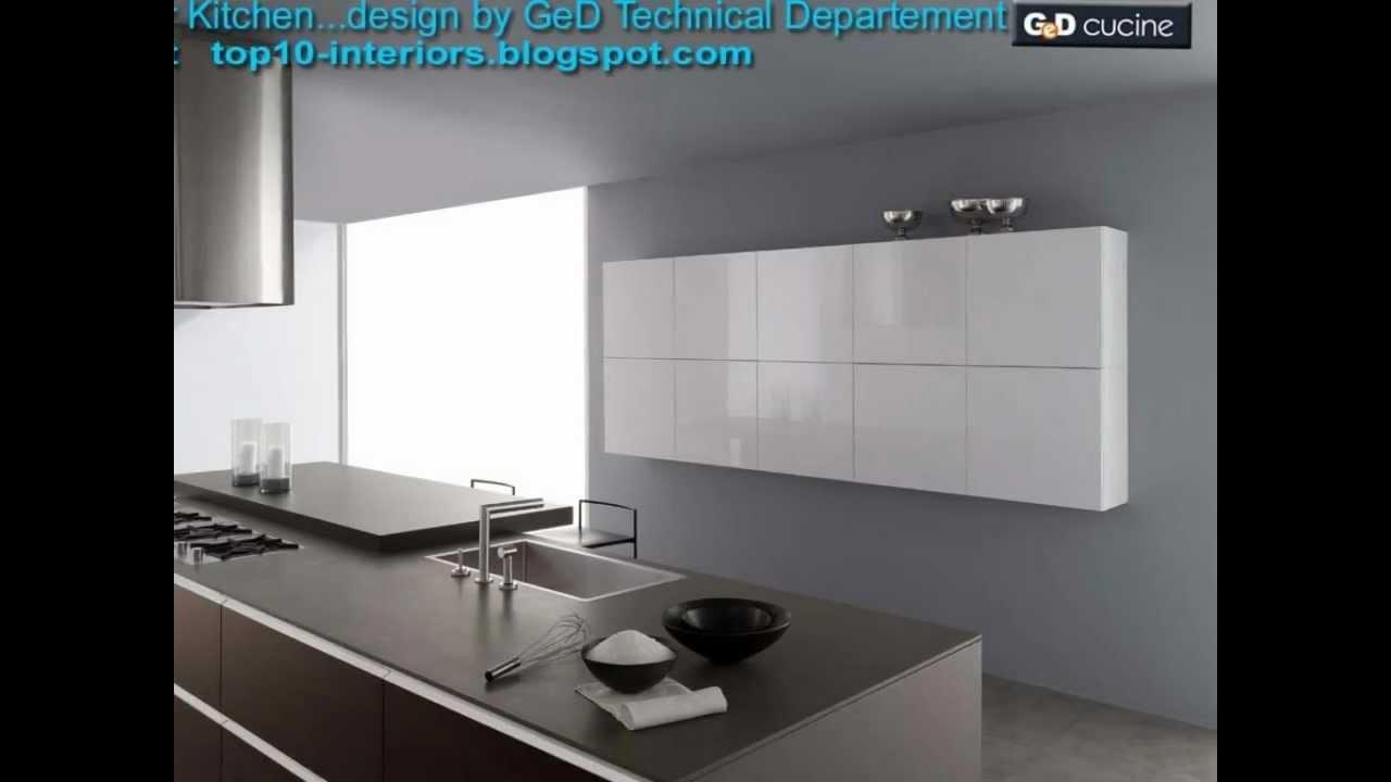 Latest Top10 Modular Modern Kitchen PART3 Part 86