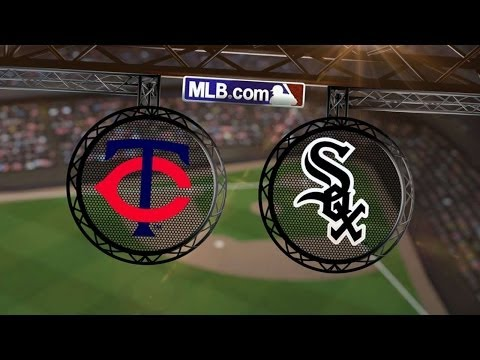 4/3/14: Twins rally to beat the White Sox
