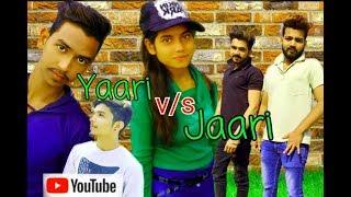 Yaari vs Jaari funny vines By Sandeep kashyap, Latest haryanvi comedy vedio 2019