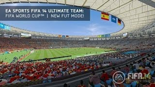FIFA 14 | FUT WC | ROAD TO MONDIALE EP #1 HD