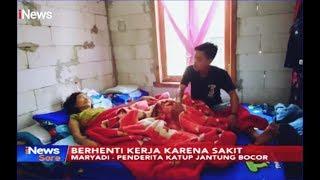 Perjuangan Pasutri Melawan Sakit Katup Jantung Bocor Dan Kanker Rektum - Inews Sore 13/11