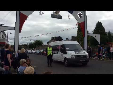 RBP Parade Castledawson 26/8/17 ( FULL PARADE )