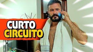 ESPOSA LIGA DIZENDO QUE O CARRO DEU UM CURTO CIRCUITO
