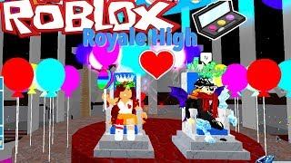 ❤️MY DATE ROUTINE ❤️ |ROBLOX| ROYALE HIGHSCHOOL|