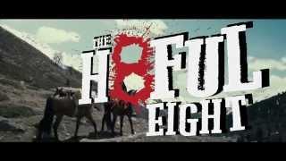 Омерзительная восьмерка (The Hateful Eight) | 2015 | трейлер [HD, 720p]