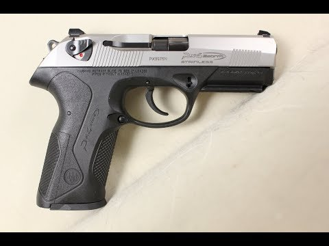 Beretta PX4 Storm 9mm Full Size Review