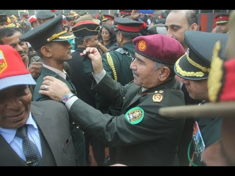 Passing Out Parade - Officers Training Academy, Gaya | Full Video