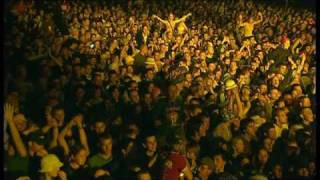 Coldplay Yellow Live Glastonbury 2002