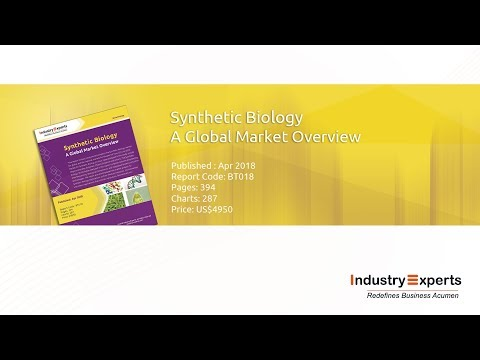Growing by a Robust 22% CAGR through to 2023, the Global Synthetic Biology Market to Touch $22 Bn