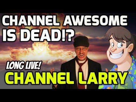 Channel Larry - Guru Larry Channel Awesome Taker Over! - #ChangeTheChannel