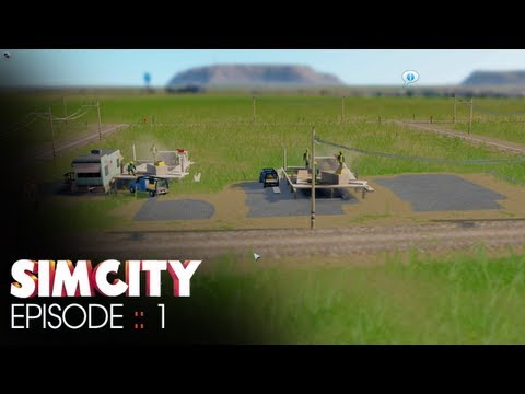 SimCity :: Episode 1 :: Humble Start
