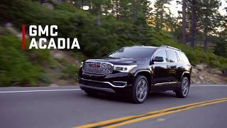 2018 Acadia: Performance Overview | GMC