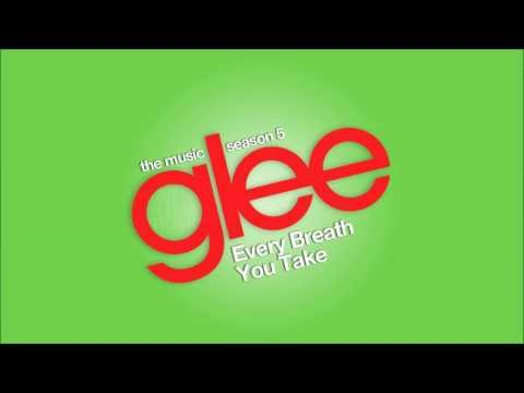 Every Breath You Take | Glee [HD FULL STUDIO]