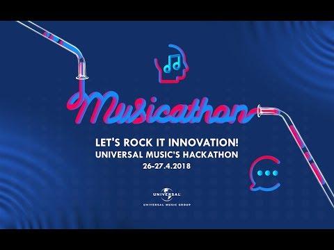 Musicathon: Let's rock IT- Innovation Universal Music's Hackathon