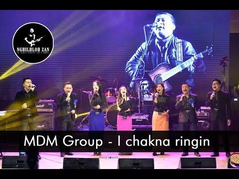 C SANGA TRIBUTE CONCERT: MDM Group - I chakna ringin