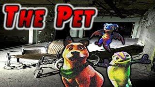 Fortnite Creepypasta: The Pet