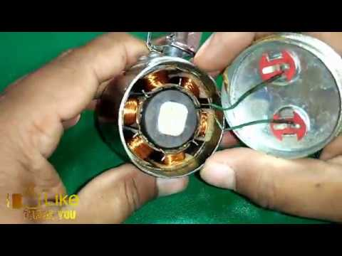 How To Works Bicycle Dynamo Generator And How To Use Free Energy