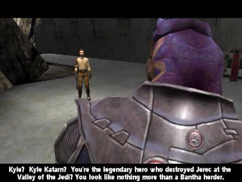 Star Wars Jedi Knight II Jedi Outcast -...