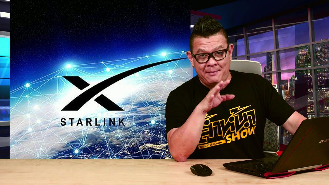 Starlink เน็ตผ่านดาวเทียม เปิดจองแล้ว จ่ายค่าจอง 3000 บาท รอติดตั้งปี 2022 คนไทยก็จองได้