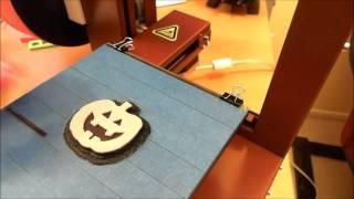 Review Part 4 Printing Afinia H Series 3D Printe