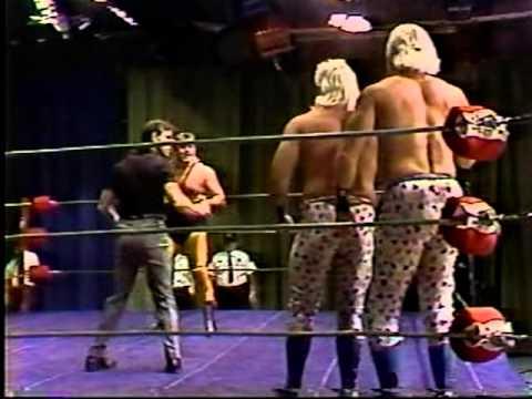 CWA (Memphis) Championship Wrestling-Full Show-October 10, 1987