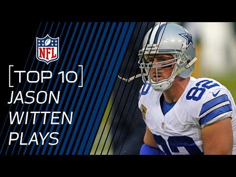 Top 10 Jason Witten Plays of 2015 | #TopTenTuesdays | NFL